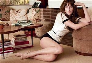 "Dakota Johnson a vorbit despre scenele de sex din seria ""Fifty Shades"" 