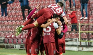 CFR Cluj, defensivă de top la nivel european