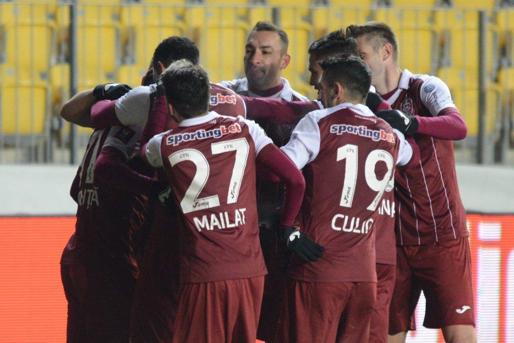 CS U Craiova – CFR Cluj #0-4 – tribunacfrblog   Cs U Craiova-cfr Cluj