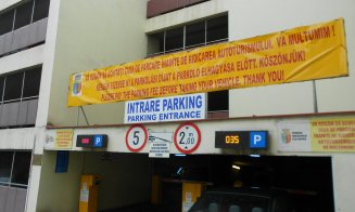 Clujul își mai face 15 parking-uri