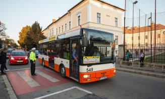 Cluj: Revin autobuzele școlare. Se introduc noi trasee