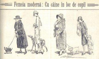 """""""Taxa pe câine"""" la Cluj-Napoca, din anul 1922."""