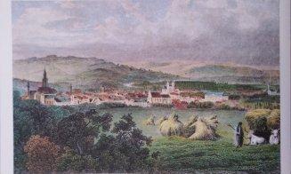 Cluj-Napoca în 1840!