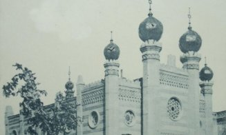 Comoara în stil maur de pe strada Horea. Avariată de legionari, bombardată în război