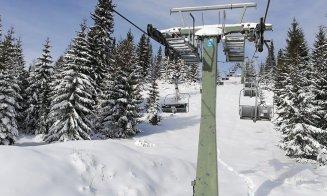 Se arată un weekend perfect pentru schi. Noi măsuri anunțate de autorități  în zona Muntele Băișorii- Buscat