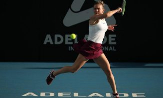 Simona Halep, eliminată de Serena Williams de la Australian Open