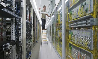 Telekom își ridică un data center la Cluj