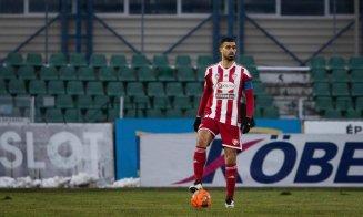 Transferul lui Bouhenna la CFR Cluj, pus sub semnul întrebării!
