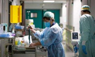 Niciun pat liber la ATI pentru COVID. Trei pacienţi în stare critică, trimiși în Polonia
