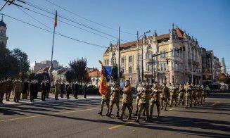 Ceremonie de Ziua Armatei la Cluj-Napoca. Mesajul primarului Emil Boc